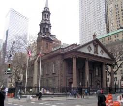St Paul's @ New York