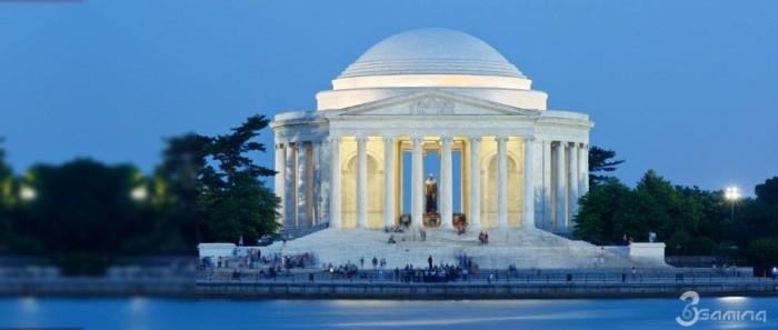 Jefferson Memorial @ Washington