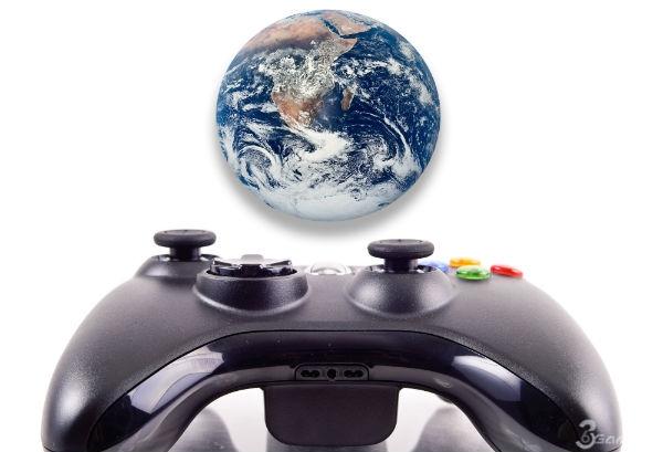 game-remote-globe