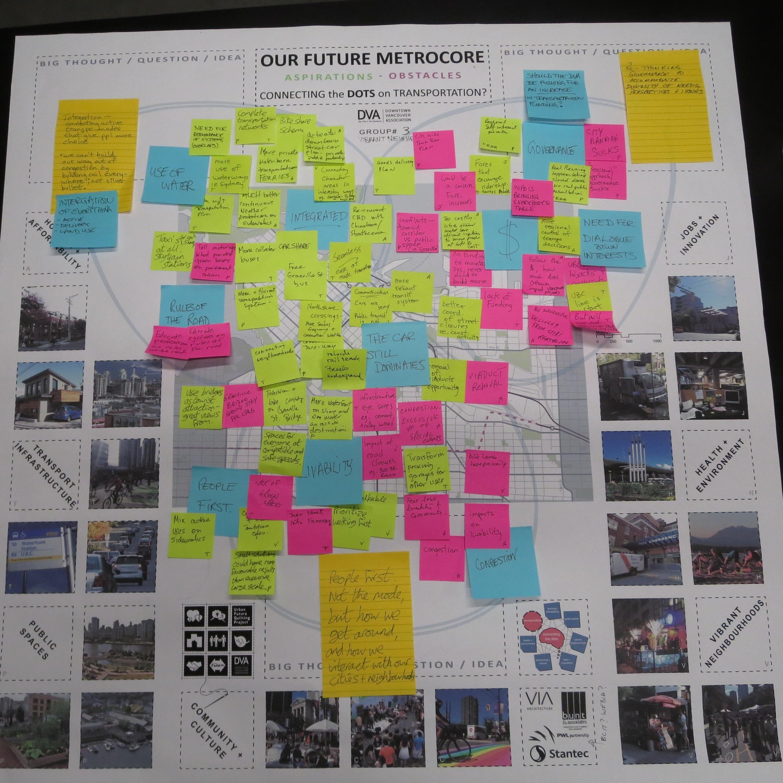 DVA Quilt board 3 - Vibrant Neighbourhoods