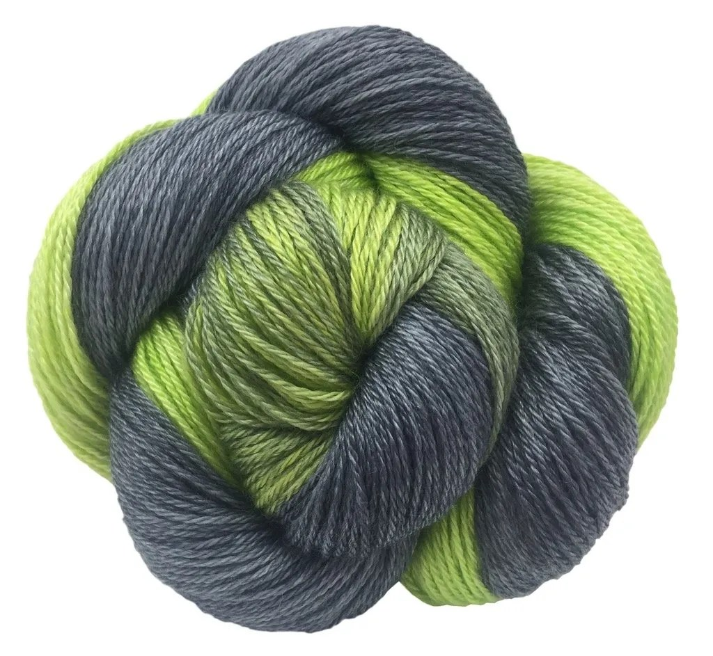 Wicked on Grandiosity yarn