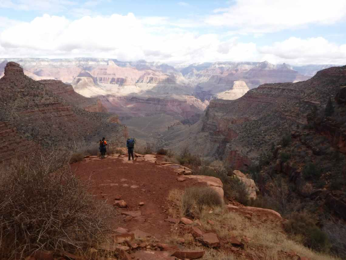 backcountry grand canyon campgrounds