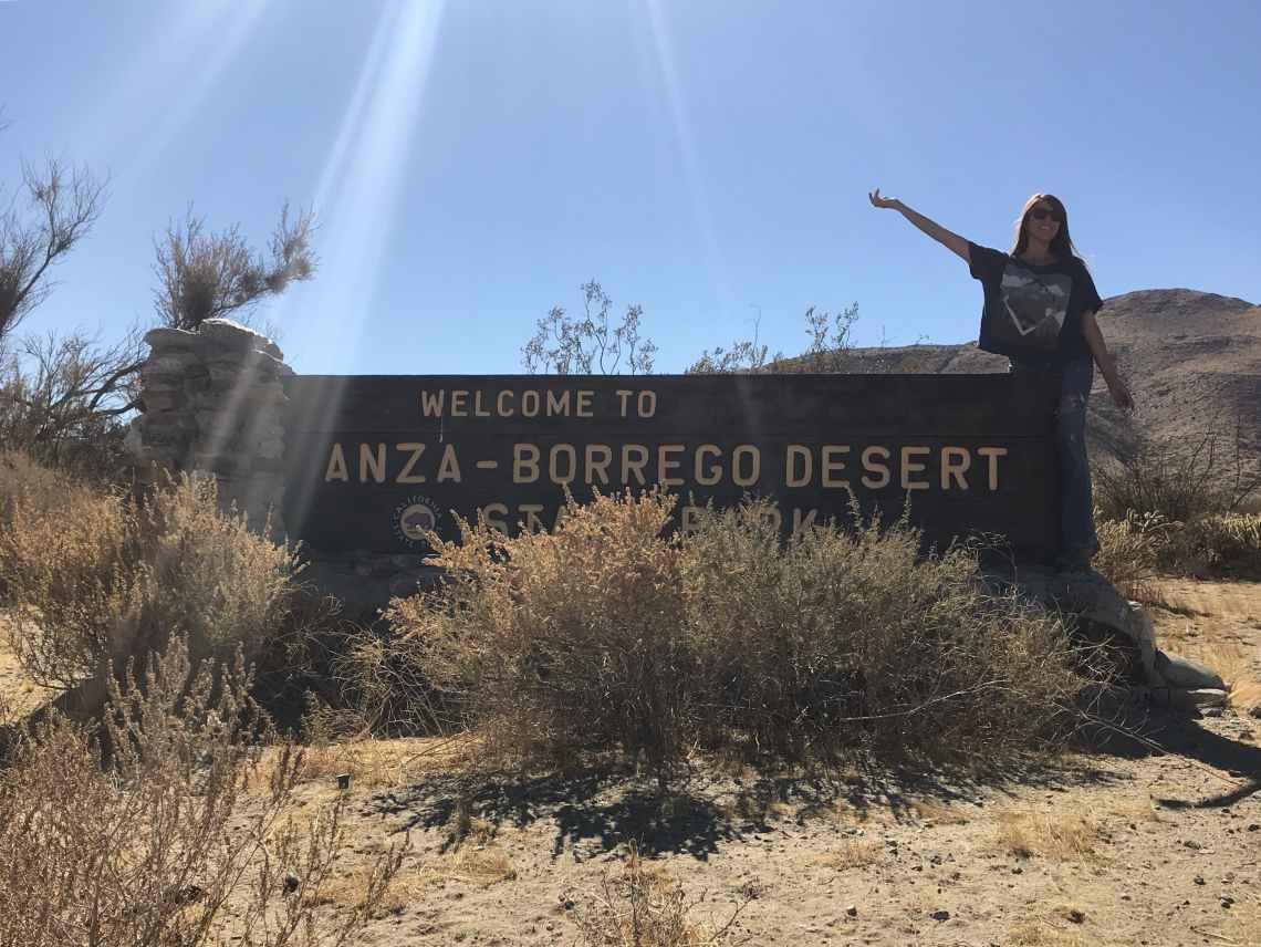 Anza-Borrego Desert Visitor's Guide - Attractions