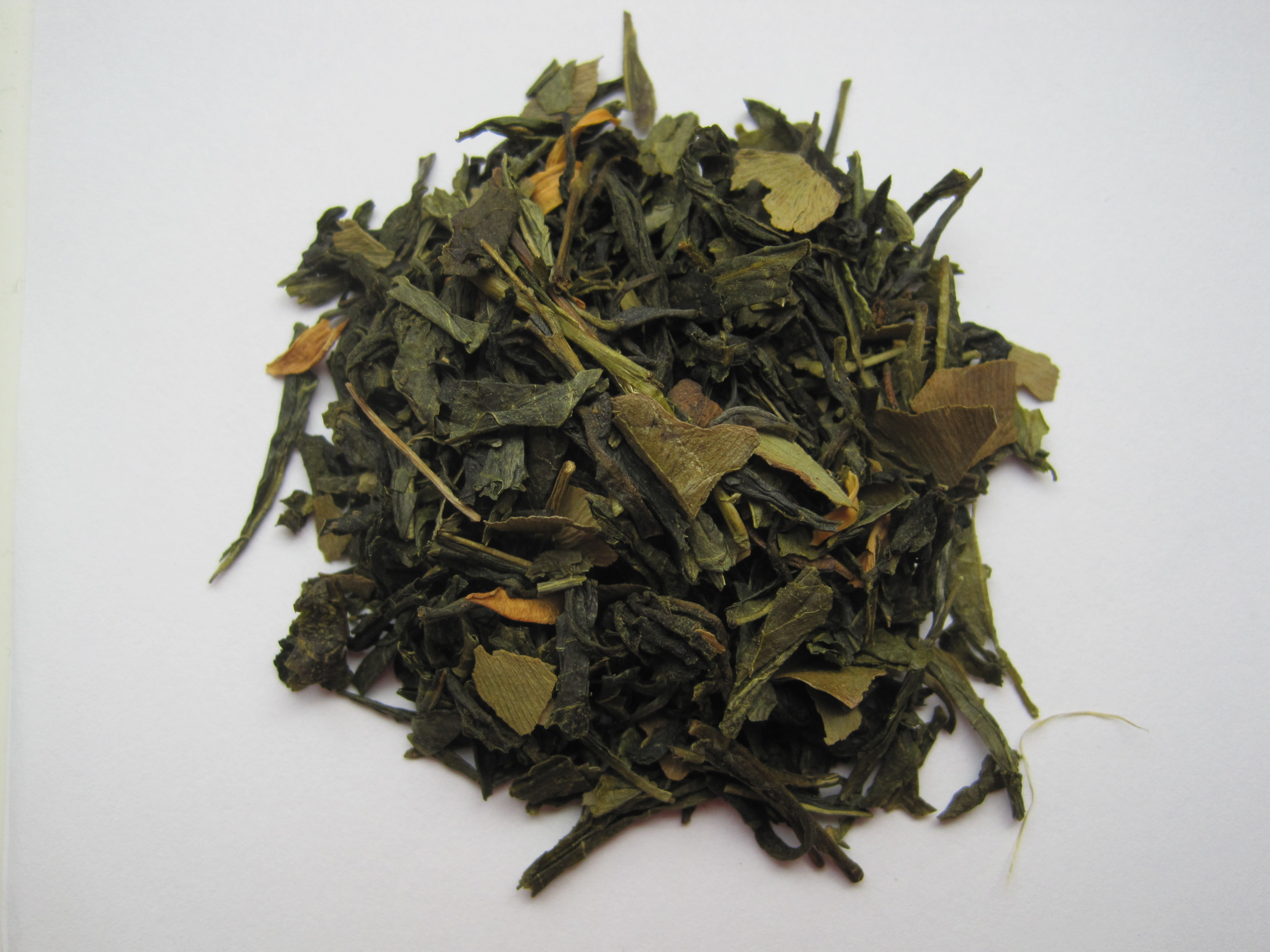 Green Tea with Ginkgo