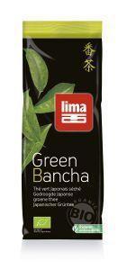 Lima Green bancha thee los 100g