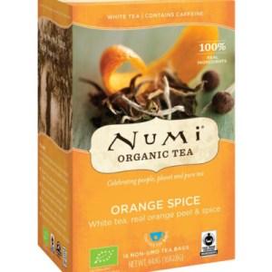 Numi Witte Thee Orange Spice (16bui)