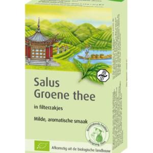 Salus Groene Thee (15st)