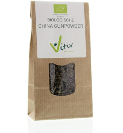 Vitiv Gunpowder Thee (50g)