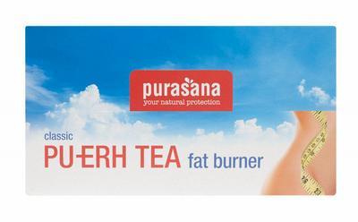 Purasana Pu erh thee builtjes 96st