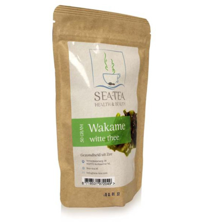 Sea Tea Wakame Met Witte Thee (50g)