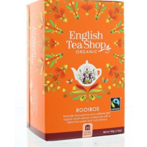 English Tea Shop Rooibos Thee (20bui)