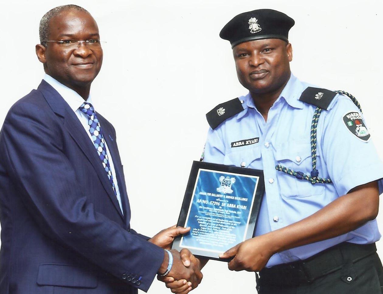 Abba Kyari: Officer extraordinaire