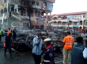 Abuja explosion