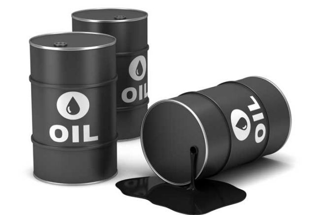 Image result for Oil price rises above $65 per barrel
