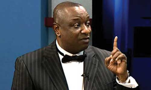 Image result for Buhari not yet a APC candidate — Festus Keyamo