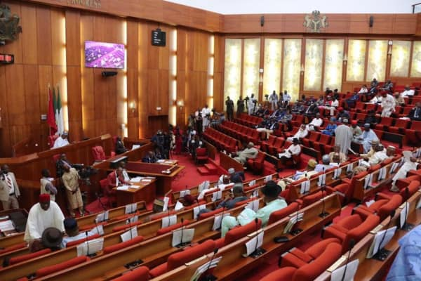 Nigeria Senate Senate wants Police decentralised, calls for community policing