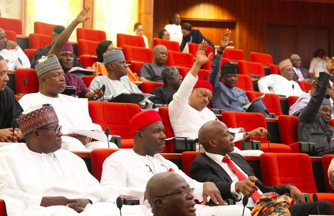 Senate 2 e1589531654119 Senate lectures Governors on how to go about opposing Infectious Diseases Bill