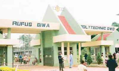 Image result for Rufus Giwa Polytechnic student macheted to death
