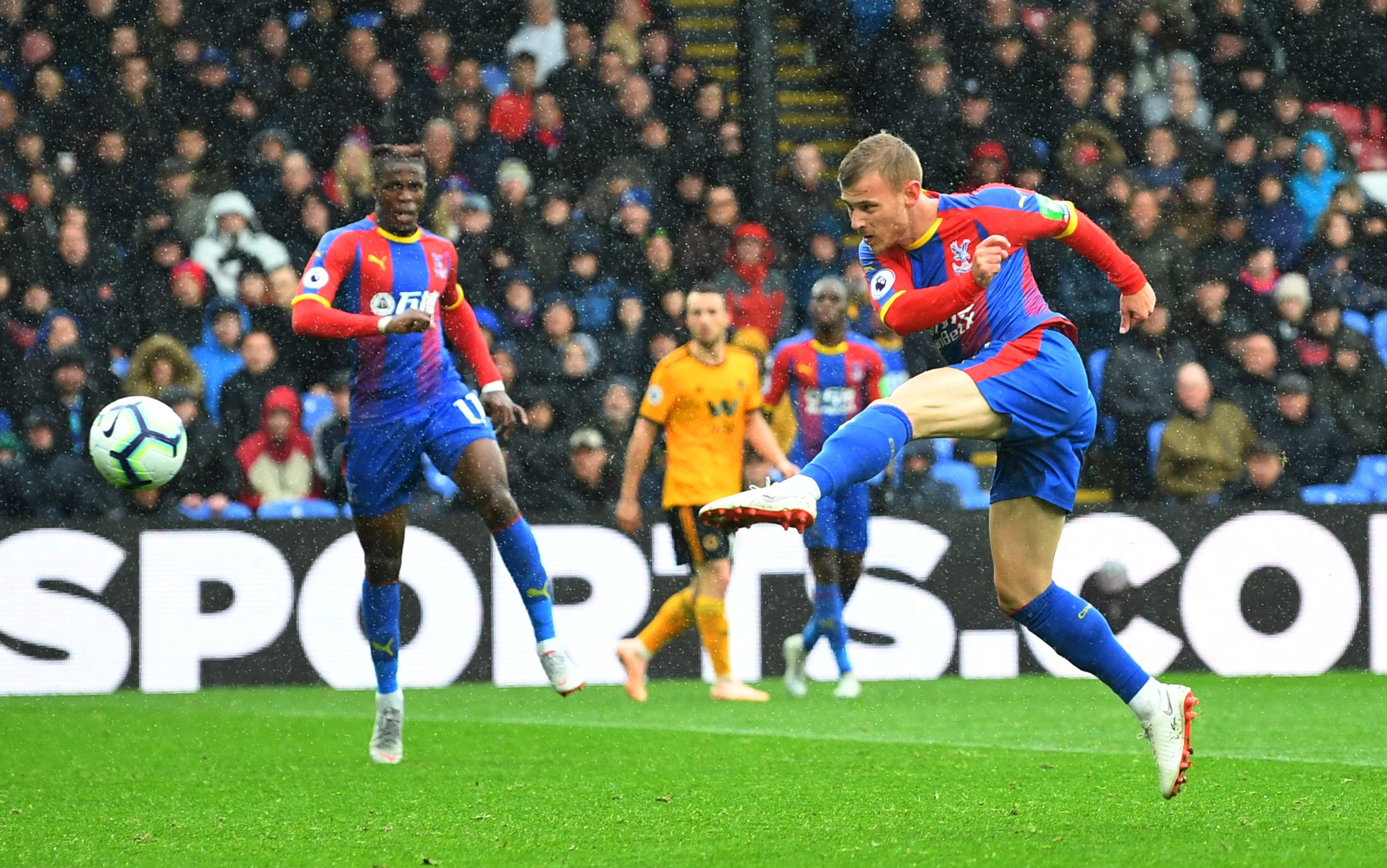 Poor Start For Wolves Makes Fixture All The More Precarious For Palace