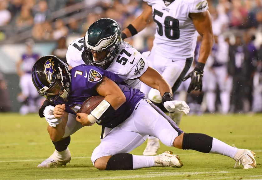Eagles 53-man roster prediction: Final updated depth chart, analysis