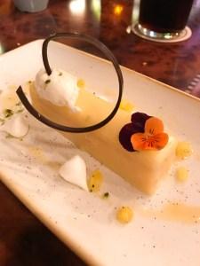 Coconut Bar Dessert from Skipper Canteen