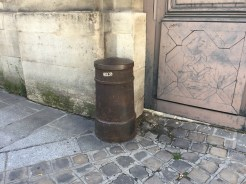 This one looks more like a garbage bin.