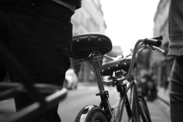 The tandem bike