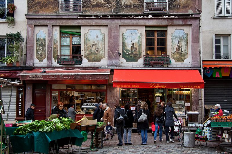 Top 20: The best street in every Paris district