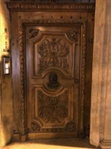 The full door in Aix