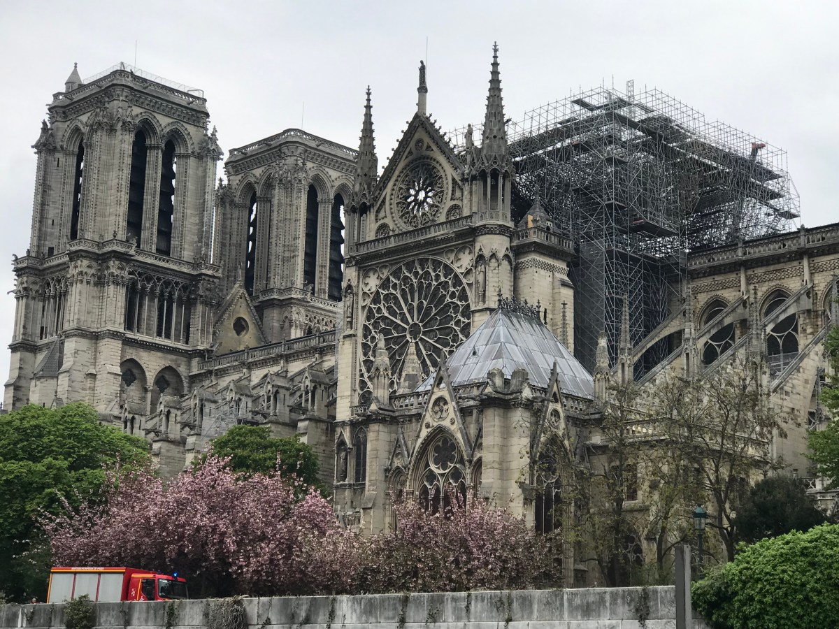 Notre Dame fire: What happened and what next?