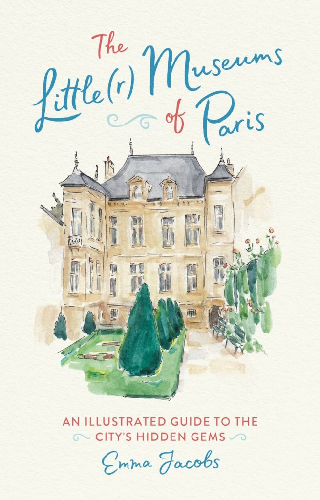 New episode: Talking about the smaller and quirkier museums in Paris with Emma Jacobs, who has just written the book on the subject.