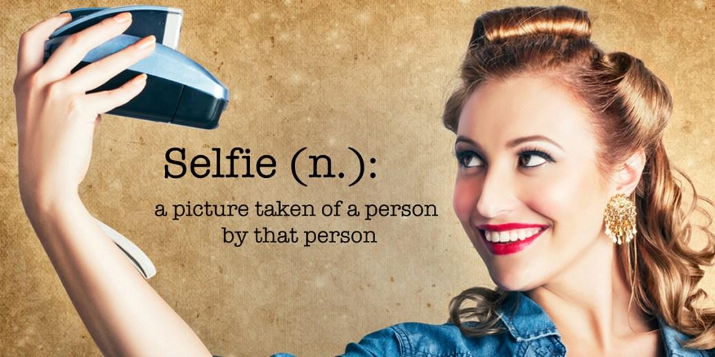 Selfie pratique pas si anodine