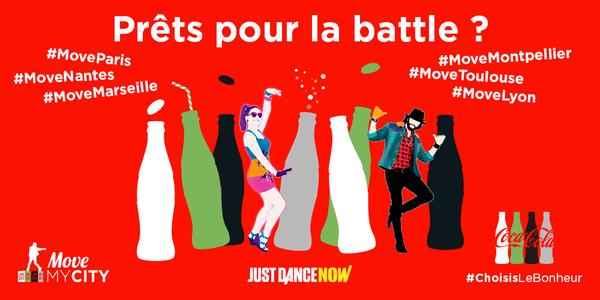 #MoveMyCity by Coca-Cola