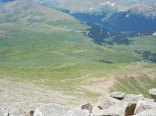 8-9-15 Mt. Bierstadt 14er Hike, CO (7)