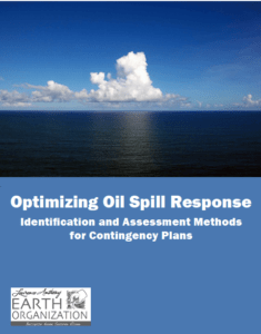 Optimizing Oil Spill Reponse