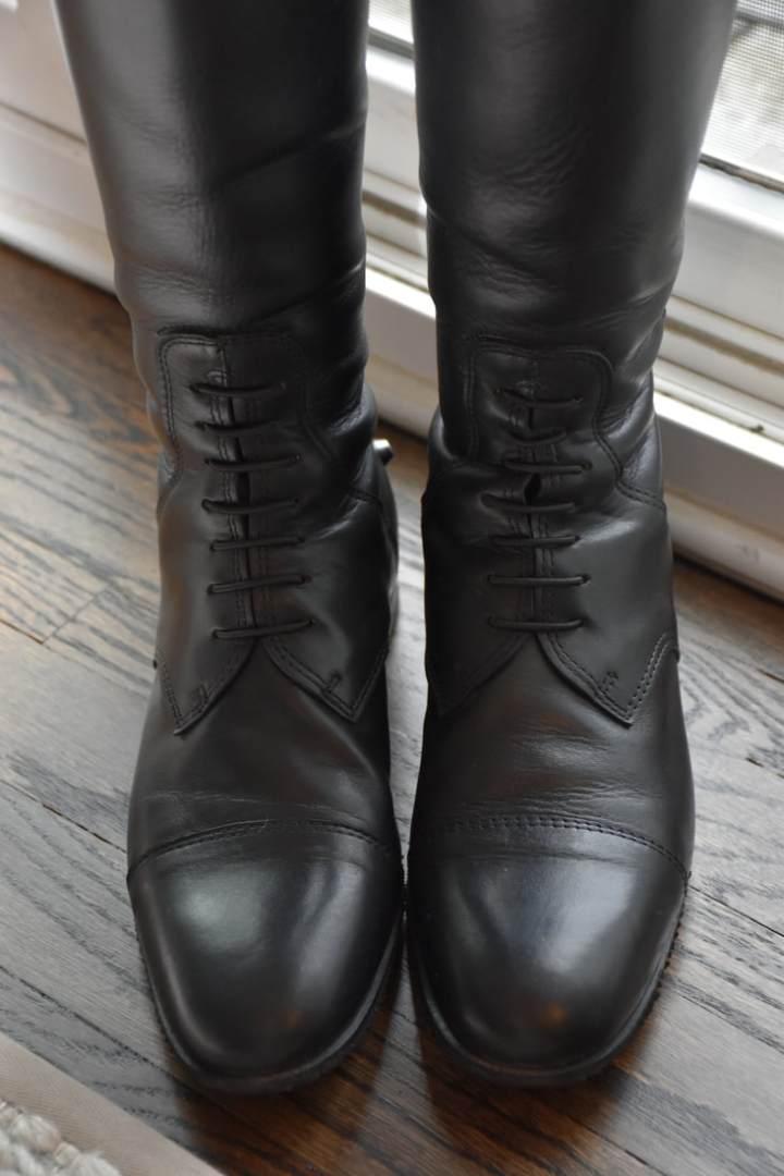 Show Ring Shine: Boot Polishing 101