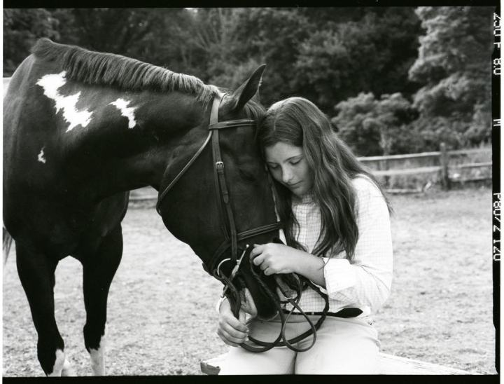 Guest Blogger: Carla Gaynor's Fourteen Year Friendship with a Very Special Spotted Horse