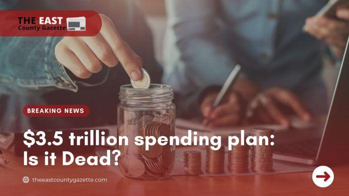$3.5 Trillion Spending Plan