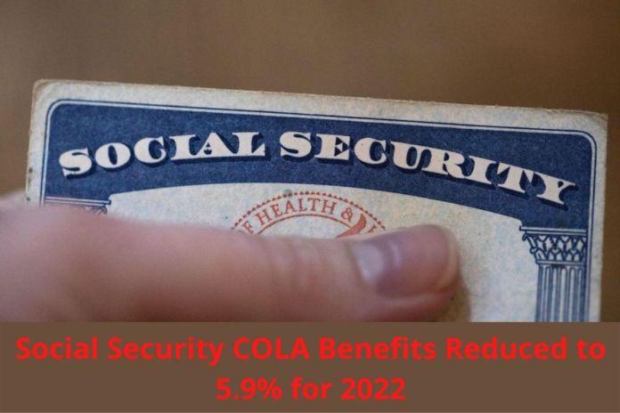 Social Security COLA Benefits