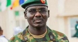 Chief of Army Staff Lt-General Tukur Buratai.