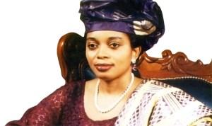 Former Enugu first lady, Mrs. Nnenna Nnamani