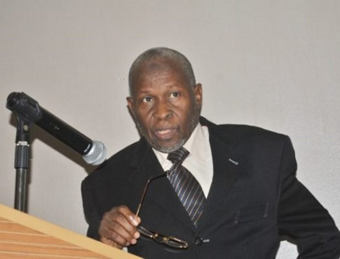 Chief Justice of Nigeria, Ibrahim Tanko Mohammed