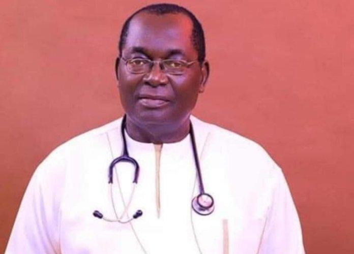 Dr. Chike Akunyili