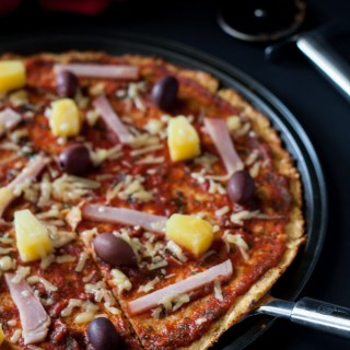 Healthy Pizza Recipe
