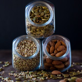 Healthy Activated Nuts and Seeds