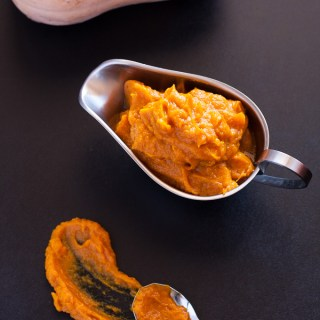 Easy Pumpkin Puree Recipe