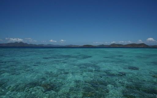 Blue sky ocean, sky blue ocean media, scattering of light, is the sky ___