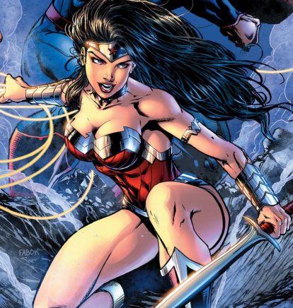 wonder woman amazon serie La nueva Wonder Woman se llamará Diana