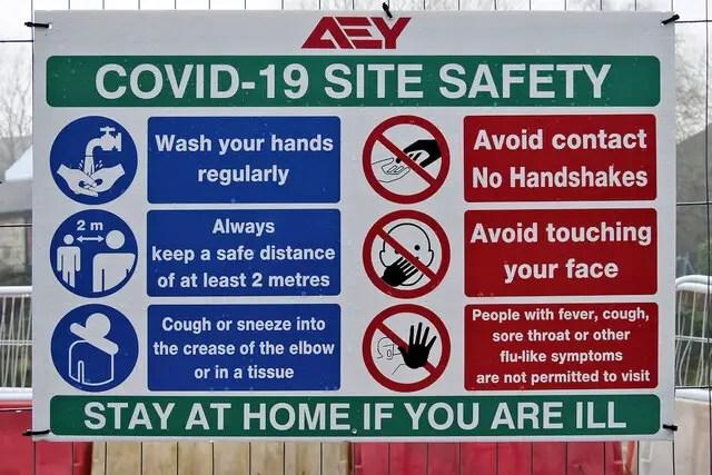 Covid 19 operations rules