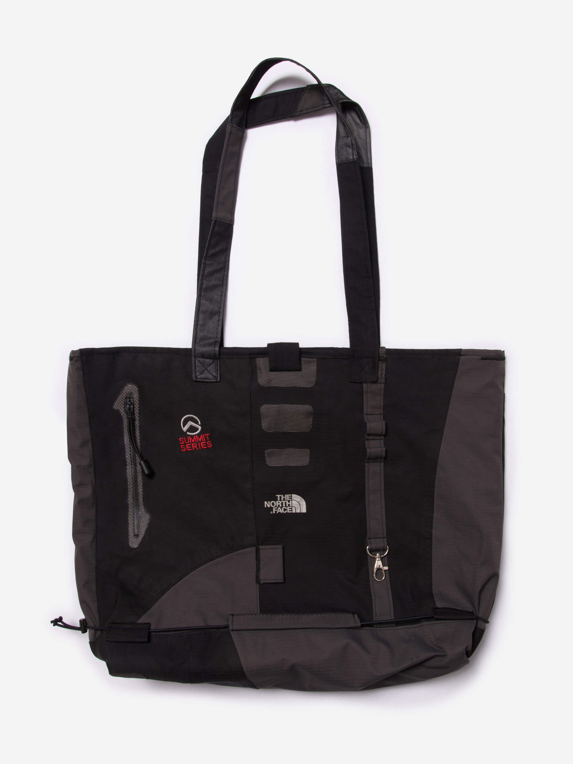Greater-Goods-Fashion-Upcycling-North-Face-Bag-Black